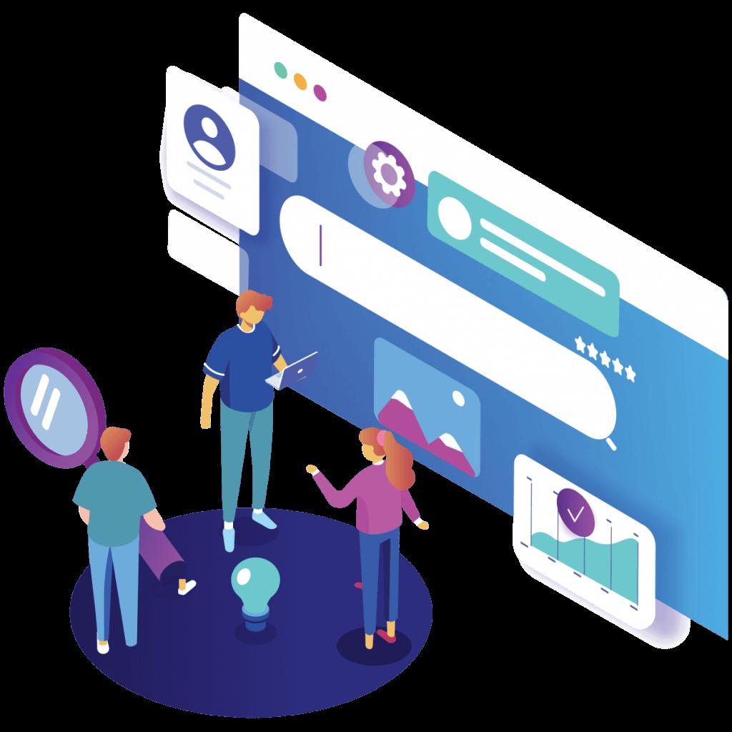 Agência Digital, especializada na criação de sites profissionais responsivos